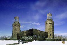 Twin Lighthouses, Atlantic Highlands, NJ