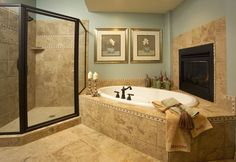 Dream Master Bathroom   Vision Development Group Incorporated - Building Dreams One Home at a ...