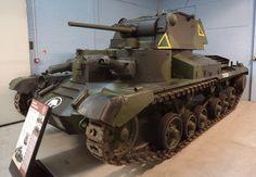 A9 tank Bovington