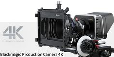 Along with the rise of film cameras (such as the pictured Blackmagic Design's Production Cinema Camera and the RED Epic series), have come. Camera Rig, Camera Gear, Digital Film, Digital Camera, Digital Media, Black Magic Camera, Blackmagic Cinema Camera, Photo Equipment, Camera Equipment