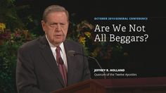 Highlight: Are We Not All Beggars? I love this Man and more than that his message!!!