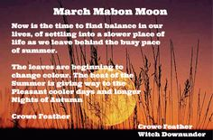 Southern Hemisphere March Full Moon #crowefeatherwitchdownyner
