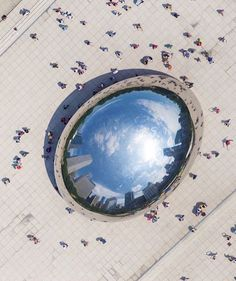 Anish Kapoor, Chicago.