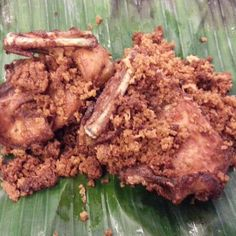 Ayam pop spesial RM. Ramadhan, jl. Jumhana simpang jl. Asia