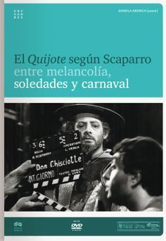 KABEMAYOR: Día de Libro EL QUIJOTE SEGÚN SCAPARRO Libro+Cine ...