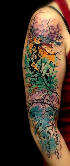 Tattoo-Watercolor-Ideas-22.