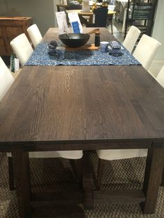Dining Table, Rustic, Furniture, Home Decor, Country Primitive, Decoration Home, Rustic Feel, Room Decor, Dinner Table