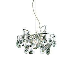 Eurofase - Nimah Collection 12-Light Chrome Chandelier - 16479-012 - Home Depot Canada