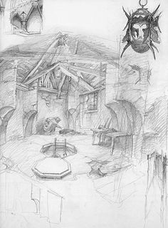 alan lee lord of the rings sketchbook pdf