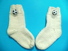 Lovely newborn baby socks by yoursocks on Etsy