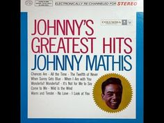 Johnny Mathis Greatest Hits Medley (10 Hit Medley)