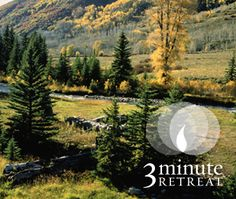 Healing the Sick -- Meditation for all in the Healing Professions--3 Minute Retreat