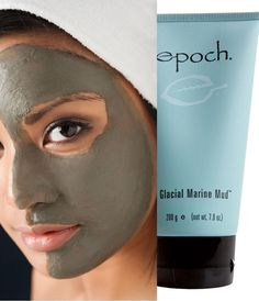 Nu skin epoch glacial marine mud new face body Nu Skin, Marine Mud Mask, Glacial Marine Mud, Hyperpigmentation Treatment, Aquamarine Colour, Epoch, Dead Skin, Beauty Secrets, Beauty Box