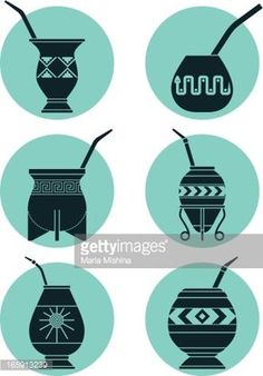 Arte vectorial : Icons with Calabashes Rio Grande Do Sul, Stick Figures, S Tattoo, Tattoo Studio, Icon Set, Traditional Art, Tatoos, Stencils, How To Draw Hands
