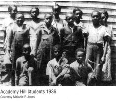African-American History in Botetourt County, Virginia