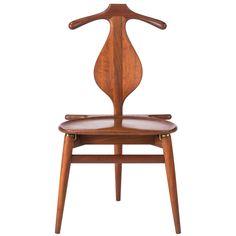 """Hans Wegner """"Valet"""" Chair for Johannes Hansen"""