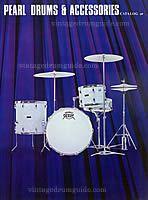Pearl Drum Company - Pearl Drum History - Pearl Vintage Snare Drum and Drum Sets
