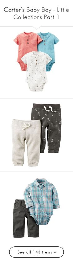 """""""Carter's Baby Boy - Little Collections Part 1"""" by nessiecullen2286 ❤ liked on Polyvore featuring baby boy, baby clothes, babies, home, children's room, children's bedding, baby bedding, blanket's, toys and jumpsuits"""