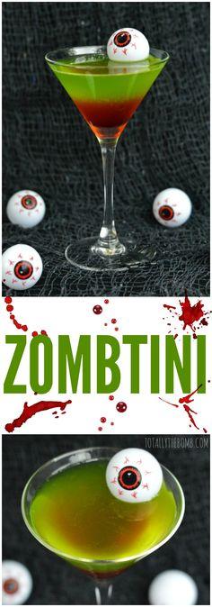 Make Your Own Zombtini