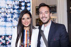 Crímenes de la moda junto a Ramón Culubi,  fotógrafo y pareja