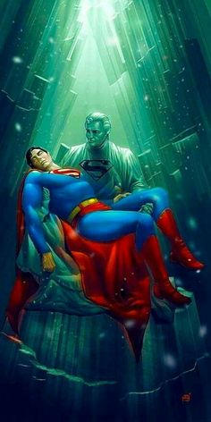 Superman la Piedad