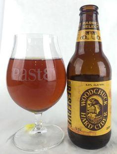 Woodchuck Barrel Select Cider House Rules, Beer Bottle, Barrel, The Selection, Drinks, Drinking, Beverages, Barrel Roll, Beer Bottles