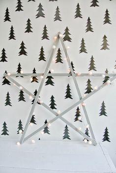 Lekker Fris: SHOP #star #tree #wallpaper§