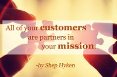 Quote by Shep Hyken