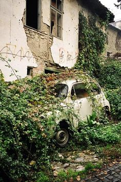 Lost | Forgotten | Abandoned | Displaced | Decayed | Neglected | Discarded | Disrepair |  Ohrid, Ohrid  Macedonia, Eastern Europe