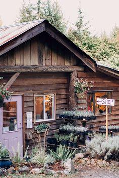 Sacred Mountain Lavender Farm on Salt Spring Island Wonderful Places, Great Places, Salt Spring Island Bc, Canadian Travel, Canadian Rockies, Tofino Bc, Sacred Mountain, Cool Tree Houses, Travel Oklahoma
