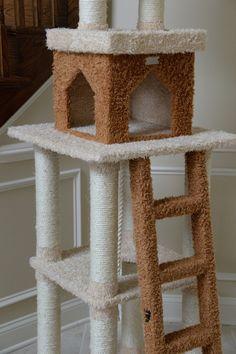 AMARKAT PREMIUM CAT TREE (X LARGE) – Designer Pet Furniture & Accessories