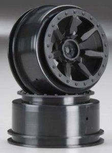 Thunder Tiger PD7506 Wheel Thick Black DT12 by Thunder tiger. $5.53