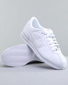 premium selection 8161b 6e292  Classic  Sneakers Pretty Casual Style Shoes Nike Cortez White, Nike Cortez  Mens,
