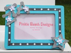 diy #sorority frame idea #zetataualpha #ZTA