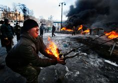 50 fotos impressionants de la batalla de Kiev