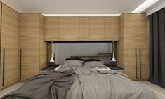 #Fitted #wardrobes can be subtle or they can be the centrepiece of the room. It's your choice: