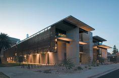Arizona State University Interdisciplinary Science & Technology Building II RICHARD + BAUER ARCHITECTURE, LLC