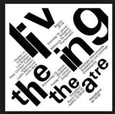 Black and white graphic design a quick look into black and white typography Typography Images, Typography Layout, Graphic Design Typography, Lettering, Frankenstein, Swiss Design, Branding, Typographic Design, New Words