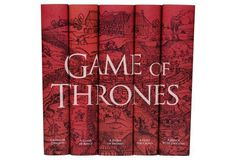 S/5 Game of Thrones Books