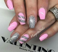Untitled You are in the right place about Spring Nails black Here we offer you the most beautiful. Colorful Nail Designs, Nail Designs Spring, Cute Nail Designs, Cute Spring Nails, Cute Nails, Pretty Nails, Fingernail Designs, Acrylic Nail Designs, Sparkle Nails