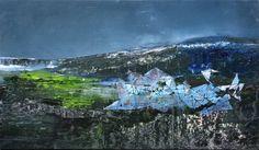 "Saatchi Art Artist Valentin Marian Ionescu; Painting, ""#1"" #art"