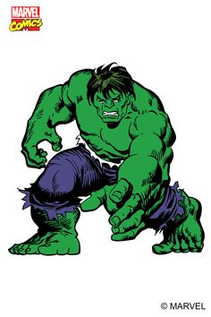 7 Inch Green Incredible Hulk Marvel Avengers Bruce Banner Comics Removable Wall Decal Sticker Home Decor 7 inch Wide x 7 inch Tall Marvel Dc, Marvel Comics Art, Marvel Heroes, Marvel Characters, Marvel Movies, Hulk Comic, Hulk Avengers, Comic Books Art, Comic Art