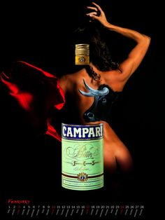 Campari - calendario 2002