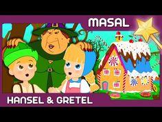 Hansel ve Gretel Çizgi Film Türkçe Masal 14 | Adisebaba Çizgi Film masallar - YouTube