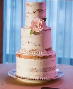 BarraDoce.com.br - Confeitaria, Cupcakes, Bolos Decorados, Docinhos e Forminhas: Naked Cake Em Vários Estilos