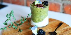Matcha chiapudding – Oppskrift – Soma.no