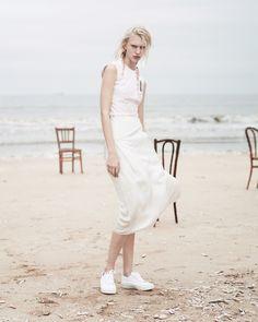 visual optimism; fashion editorials, shows, campaigns & more!: surface to air: juliana schurig by ward ivan rafik for russh april/may 2014