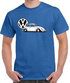 vw bug T-shirt