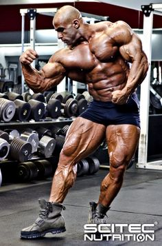 """In his early days of bodybuilding, Fouad Abiad had an appreciation for the physique and balance of Chris Cormier. Fouad elaborates, """"Chris was one of the most complete bodybuilders I'd seen. From top to bottom, front to back and side to side he had everything. He wasn't necessarily the biggest or freakiest, but Cormier had the total package."""""""