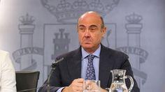 La oposición forzará que el Congreso cite a De Guindos en el Pleno por el caso Soria